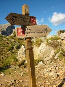 GR221 Majorca Dry Stone Way trek