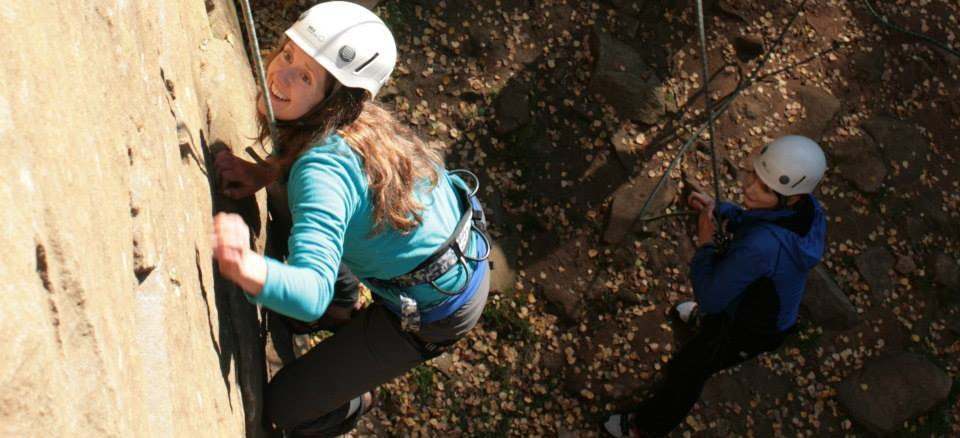 Rock Climbing courses in the Peak District