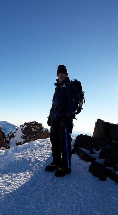 Morocco High Atlas mountains trek