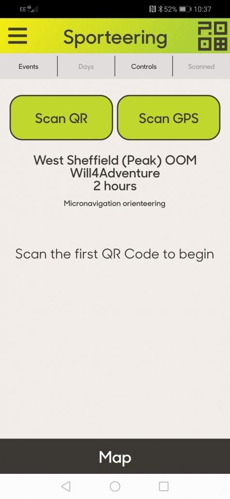 Sporteering App