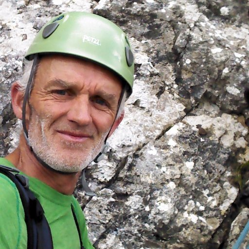 image of Mike Laing, mountaineering instructor